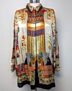 Spiegel Silk Egyptian Blouse